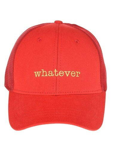 Pixter&Bro Şapka Kırmızı